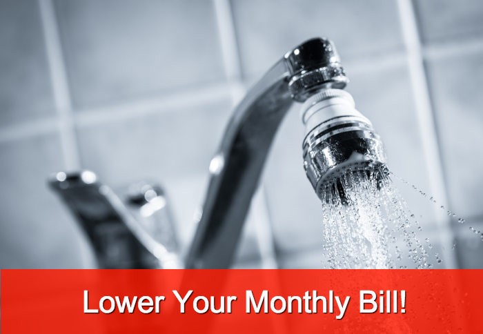 How to Save Money on Your Water Bills