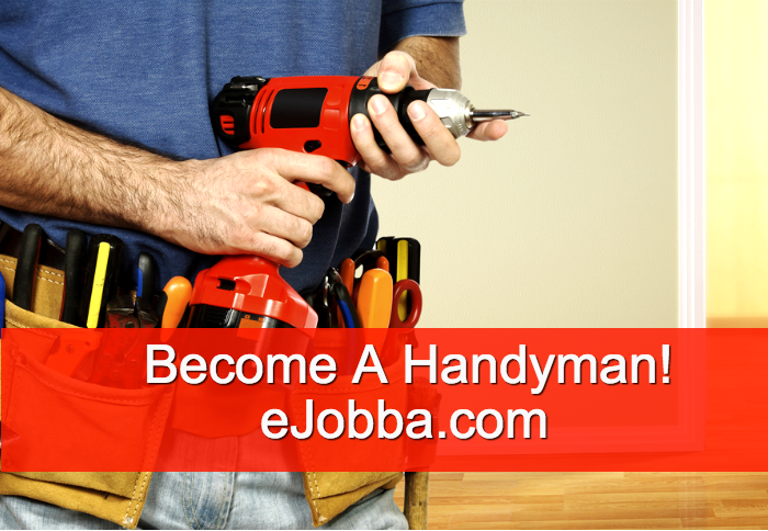 Becoming a Handyman is a Good Money Making Opportunity