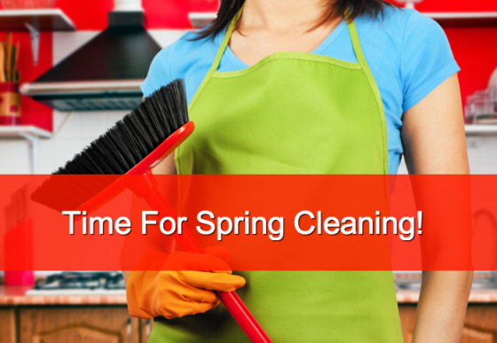 5 Time-Saving Tips to Spring Cleaning Your Home